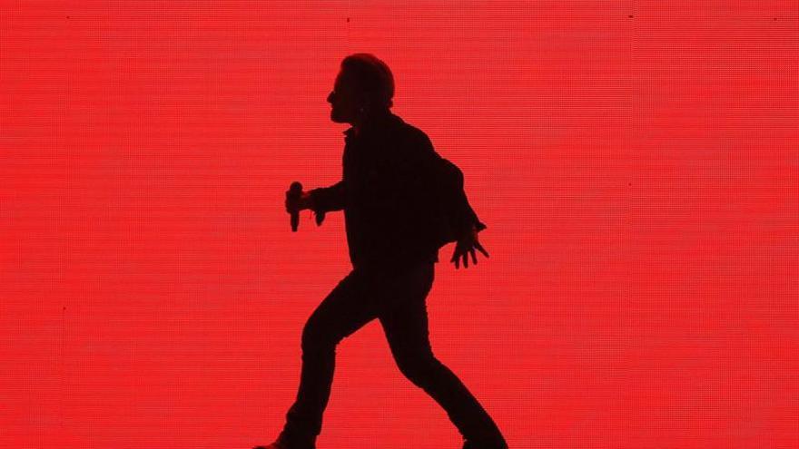 """Barcelona se rinde ante los himnos inmortales de """"The Joshua Tree"""" de U2"""