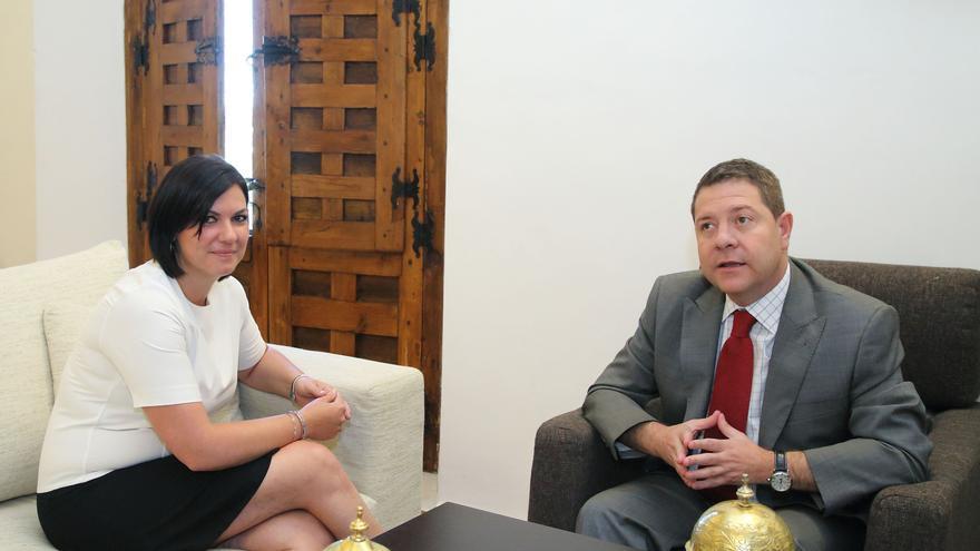 Reunión entre el Gobierno de Castilla-La Mancha y el Ayuntamiento de Puertollano
