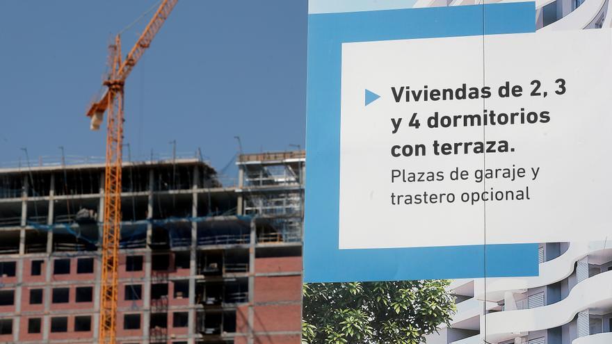 La actividad registral inmobiliaria se hunde lastrada por hipotecas y ventas