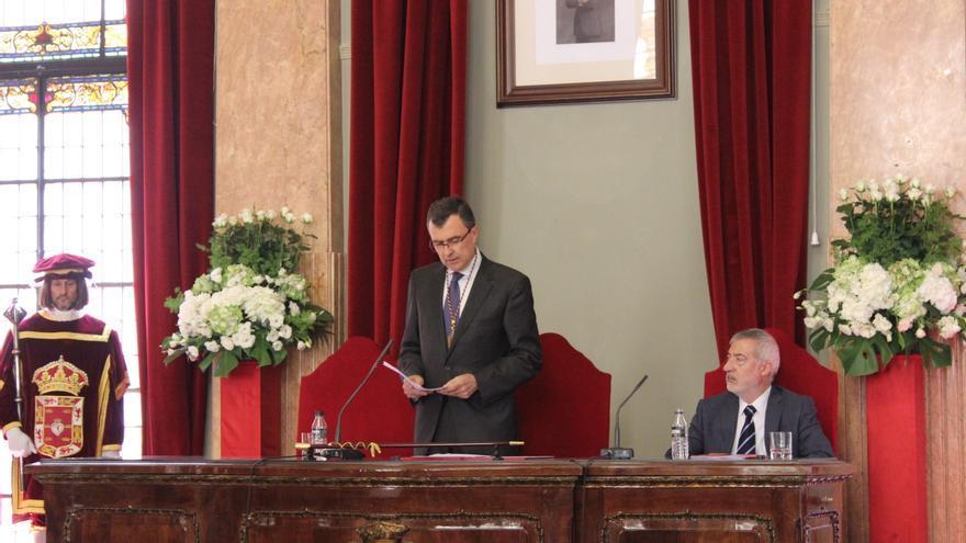 José Ballesta, nuevo alcalde de Murcia / PSS
