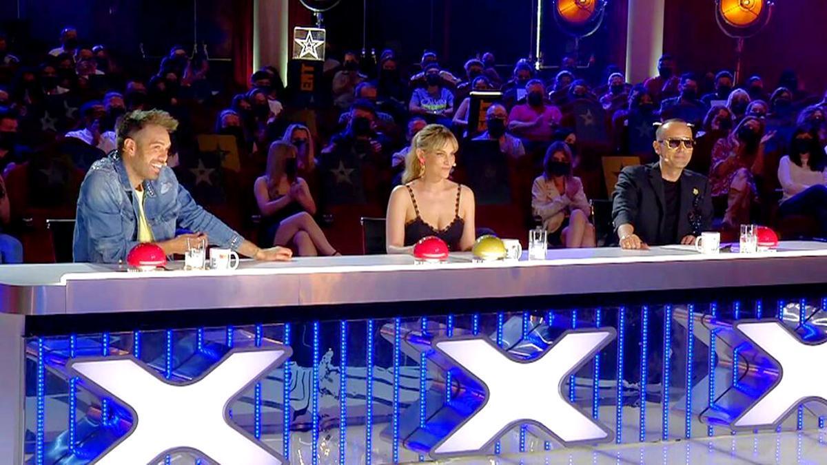 Imagen de la séptima edición de 'Got Talent'