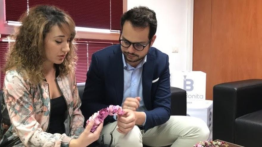 Andrea Díaz y Jordi Pérez.