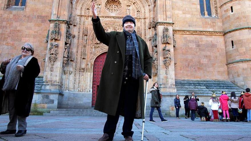 Julio Diamante, el hombre que abrió resquicios en la censura en Benalmádena (Málaga)