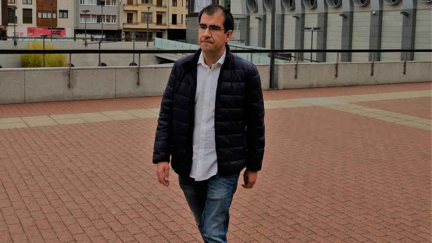 Javier Gómez, candidato de Ciudadanos en Álava