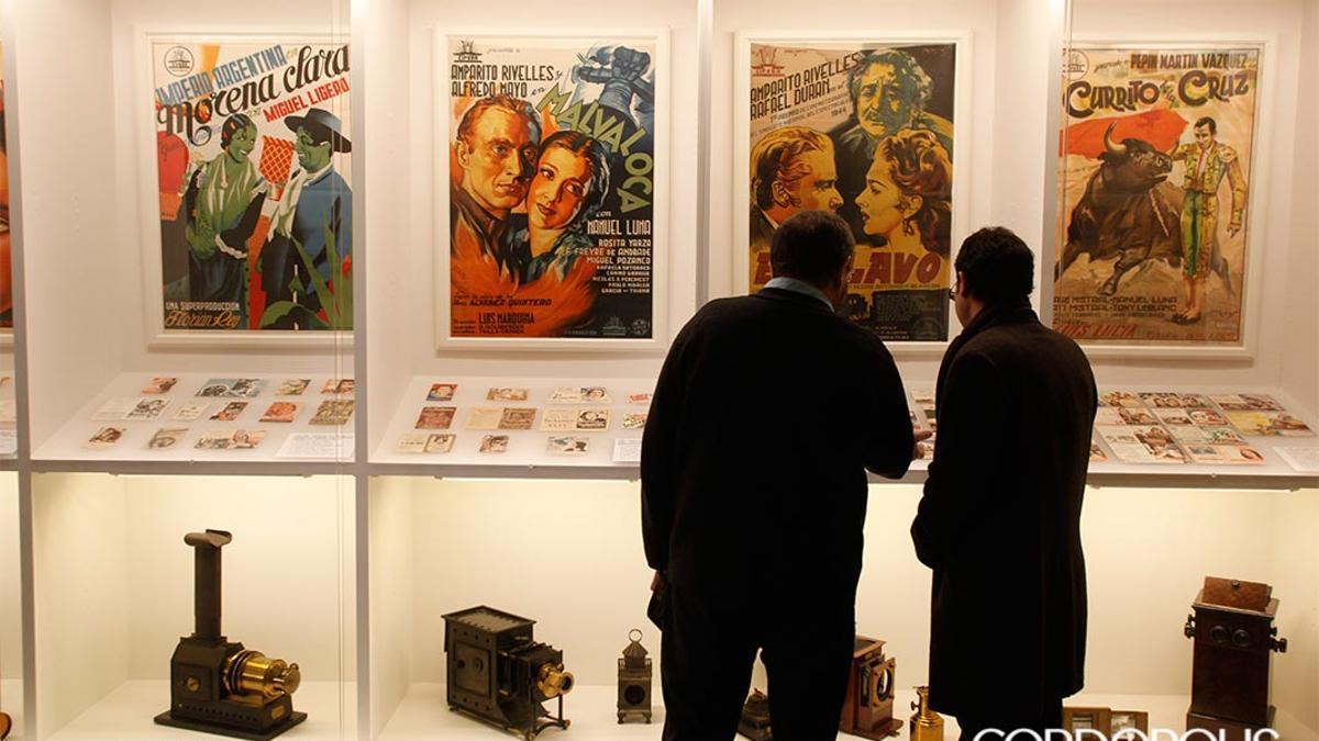 Imagen de archivo de la Filmoteca de Andalucía.