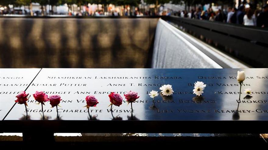 Nueva York recuerda a las víctimas del 11S en su decimosexto aniversario