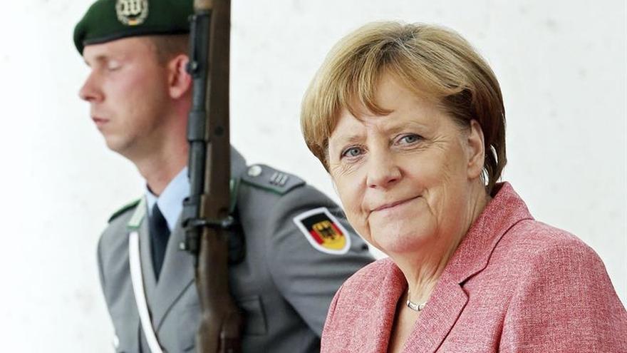 Merkel: Europa tiene que llegar a ser el continente más competitivo del mundo