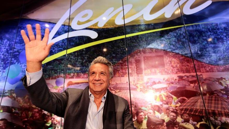 Oficialista Moreno dice que quiere gobernar Ecuador con la gente