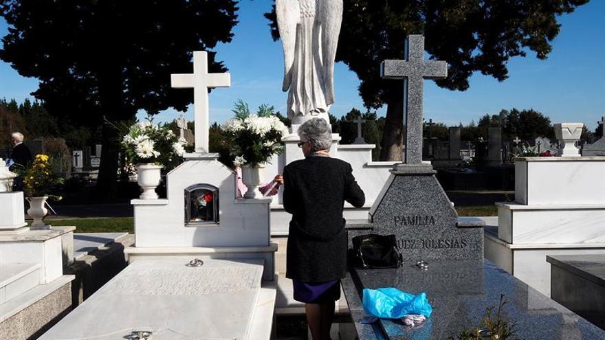 El cementerio de Lugo es finalista en el cuarto concurso de necrópolis