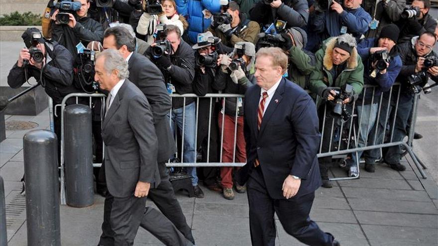 Condenado el último de los colaboradores de Madoff juzgados en Nueva York