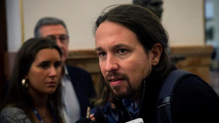Iglesias cree que Sánchez no le miente y que habrá una coalición pronto