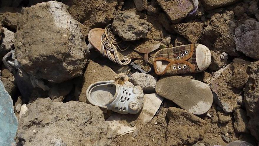 Asciende a 20 el número de muertos en el derrumbe de un edificio en Nigeria