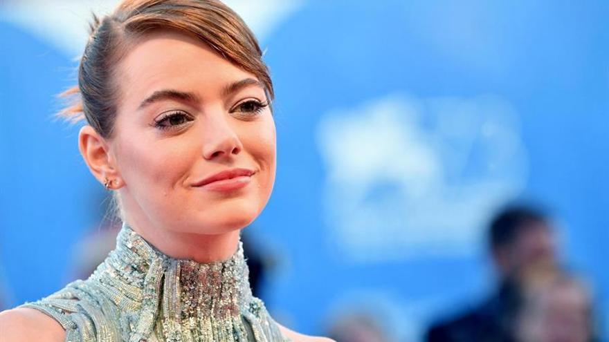 """Emma Stone: """"Pensé mil veces en renunciar, pero ganó mi deseo de ser actriz"""""""