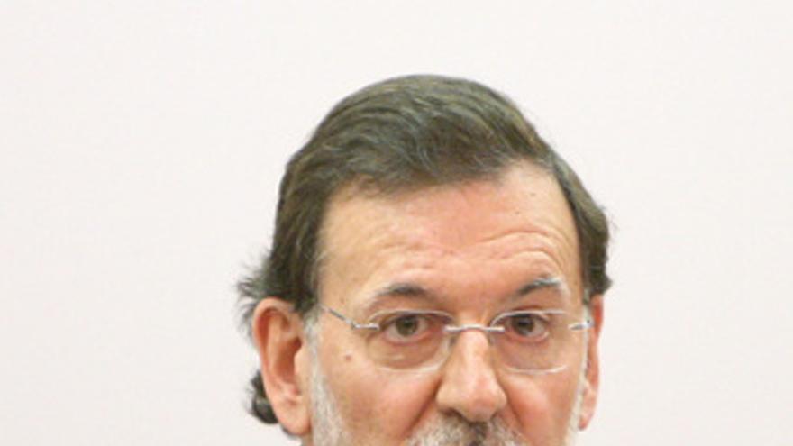 Presidente de PP, Mariano Rajoy