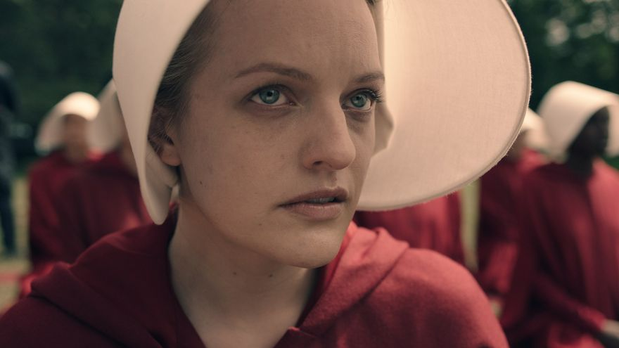 Elisabeth Moss protagoniza 'El cuento de la criada'