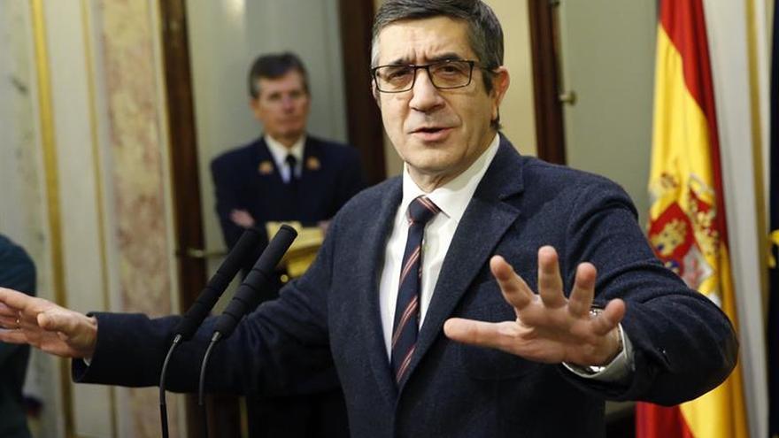 Patxi López ofrece garantías sobre el debate del IVA cultural con o sin Gobierno