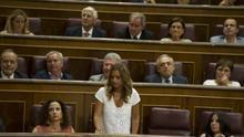 Susana Sumelzo recurre la multa que le impuso el PSOE tras saltarse la disciplina de voto