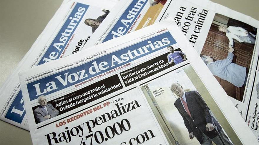 La Voz de Asturias retorna en formato digital cuatro años después del cierre