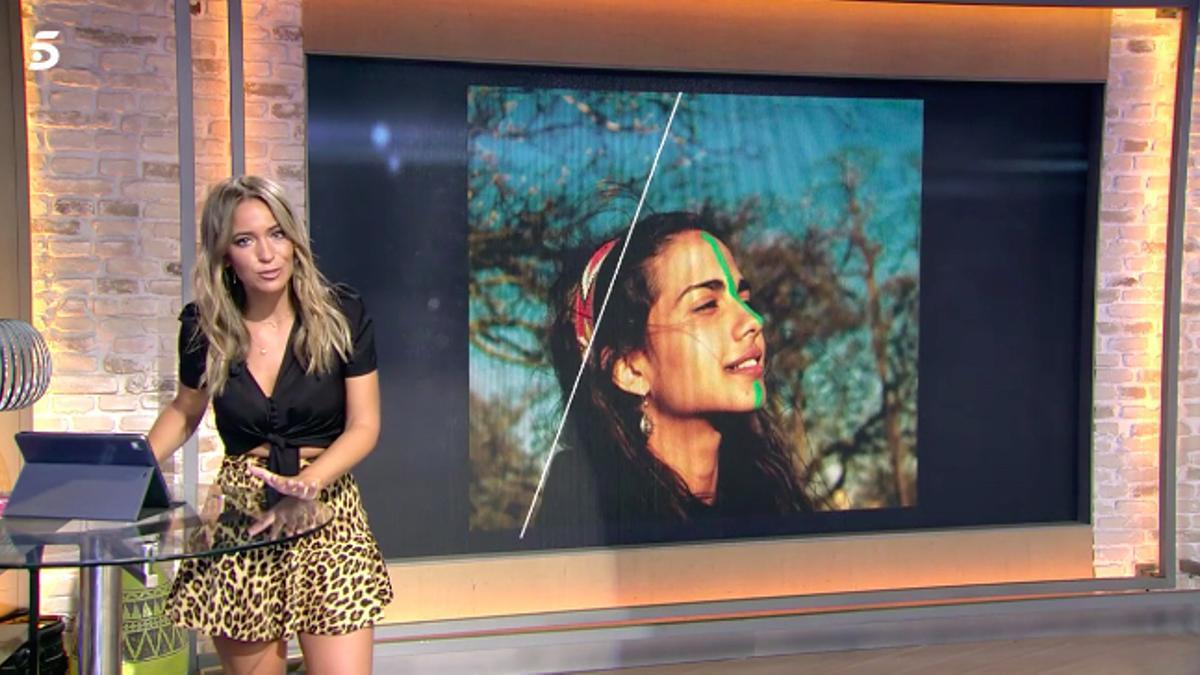 Reportaje de 'Viva la vida' sobre Lola Orellana