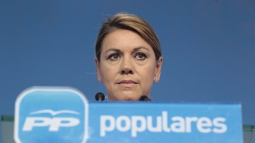 RDP de María Dolores de Cospedal