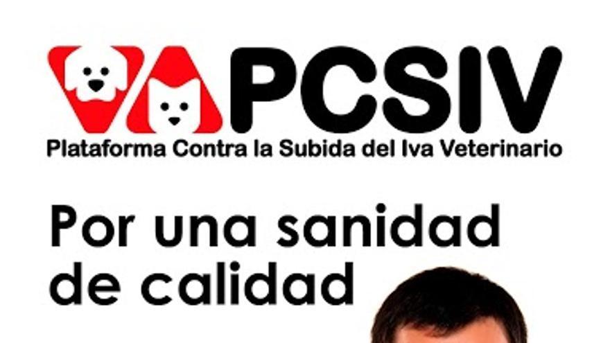 Los veterinarios se unen contra el IVA