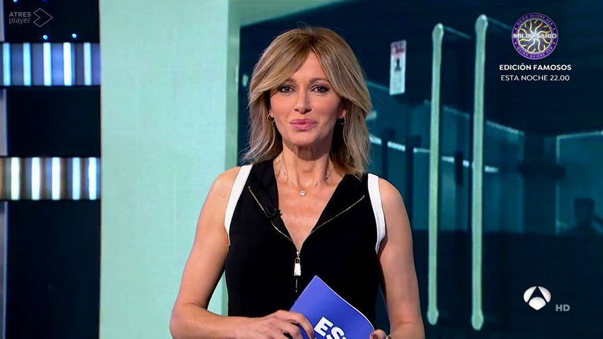 Susanna Griso, en 'Espejo Público'