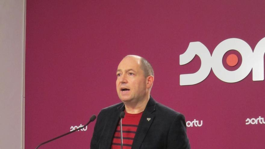 """Sortu cree que la petición de cárcel de Arraiz refleja que """"se sigue amenazando a militantes políticos por su actividad"""""""