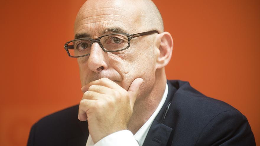 Félix Álvarez, diputado por Cantabria y portavoz autonómico de Ciudadanos.   JOAQUÍN GÓMEZ SASTRE
