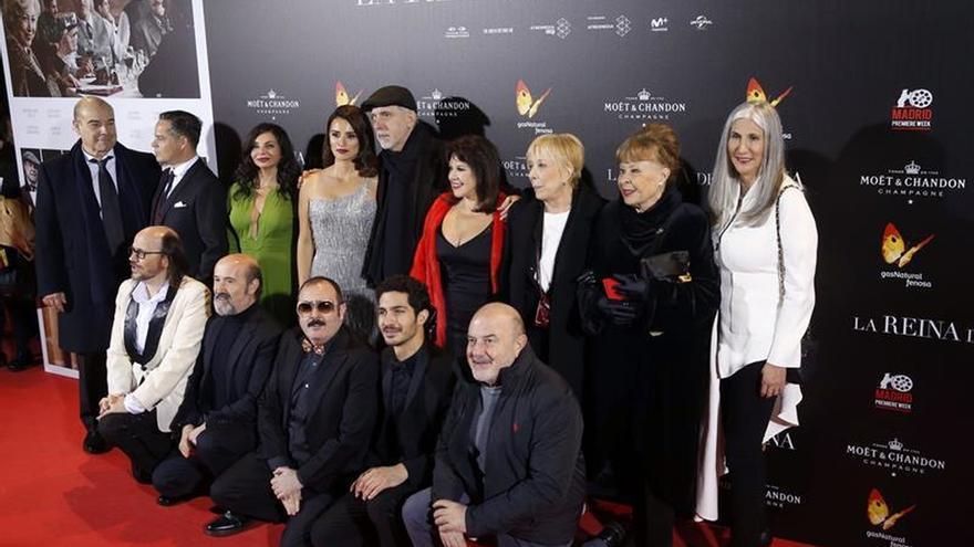 """La Berlinale exhibirá, fuera de concurso, """"La reina de España"""" de Trueba"""
