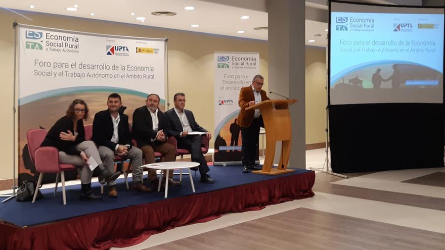 Guadalajara ha acogido el I Foro por la Economía Social y el Trabajo Autónomo