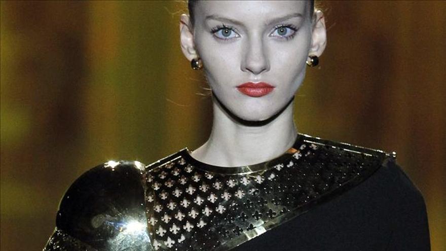 Las joyas de Aristocrazy coronan la segunda jornada de la pasarela madrileña
