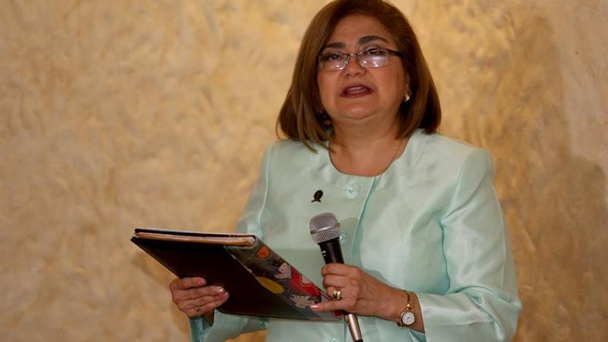 La ombudsman de El Salvador pide una política para evitar los asesinatos de niños
