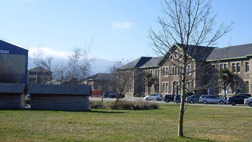 La fábrica de Sidenor en Reinosa tiene casi 800 trabajadores.   EP