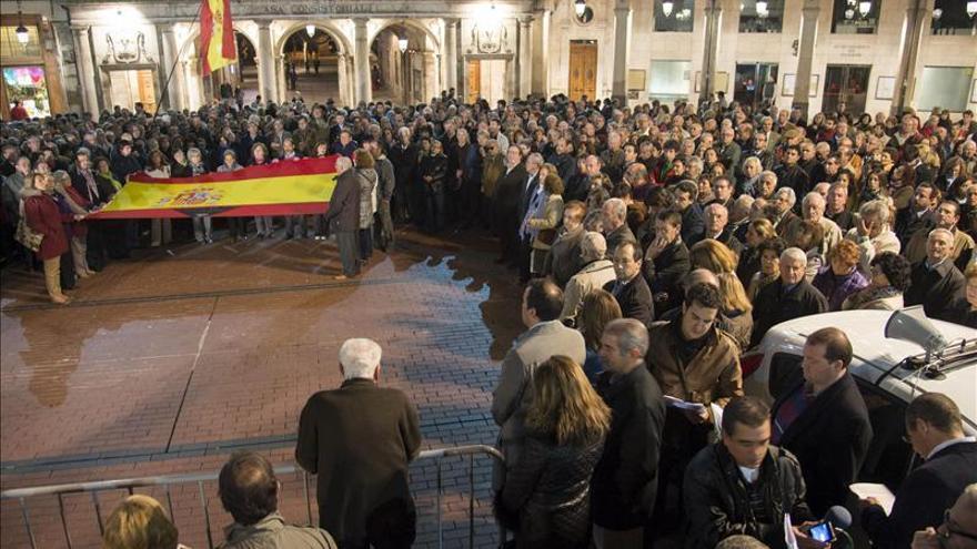 """Los padres de la última víctima de ETA en España claman contra lo que tachan de """"injusticia"""""""