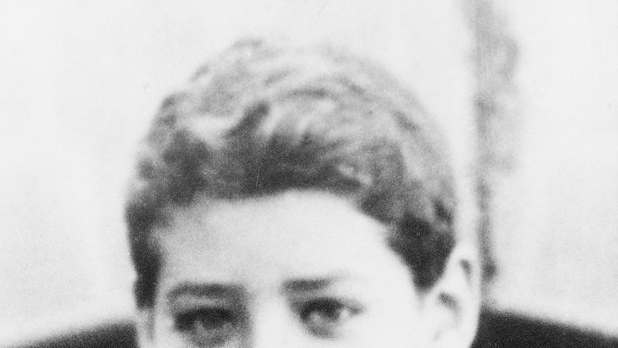 MIGUEL BOYER: Madrid.- El ex ministro de Economía, Miguel Boyer, durante el curso 49/50 en el Liceo Francés. EFE/MG