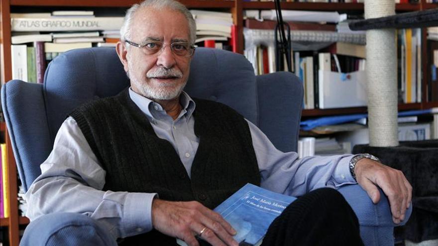 """José María Merino declara que """"a veces hay cierta necedad en los temas separatistas"""""""