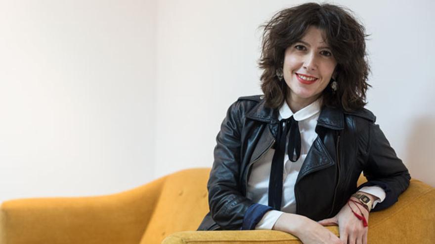 Lorena Gonzalvo.