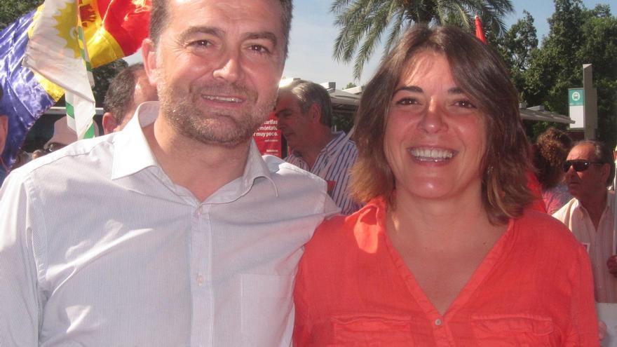 Maíllo será el portavoz de IU en el Parlamento y Cortés la portavoz adjunta