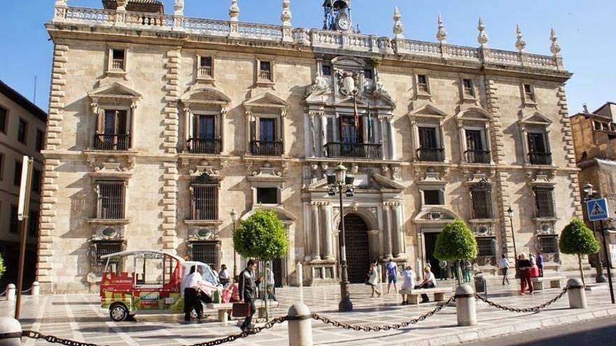 Resultado de imagen de tribunal superior de justicia de andalucia