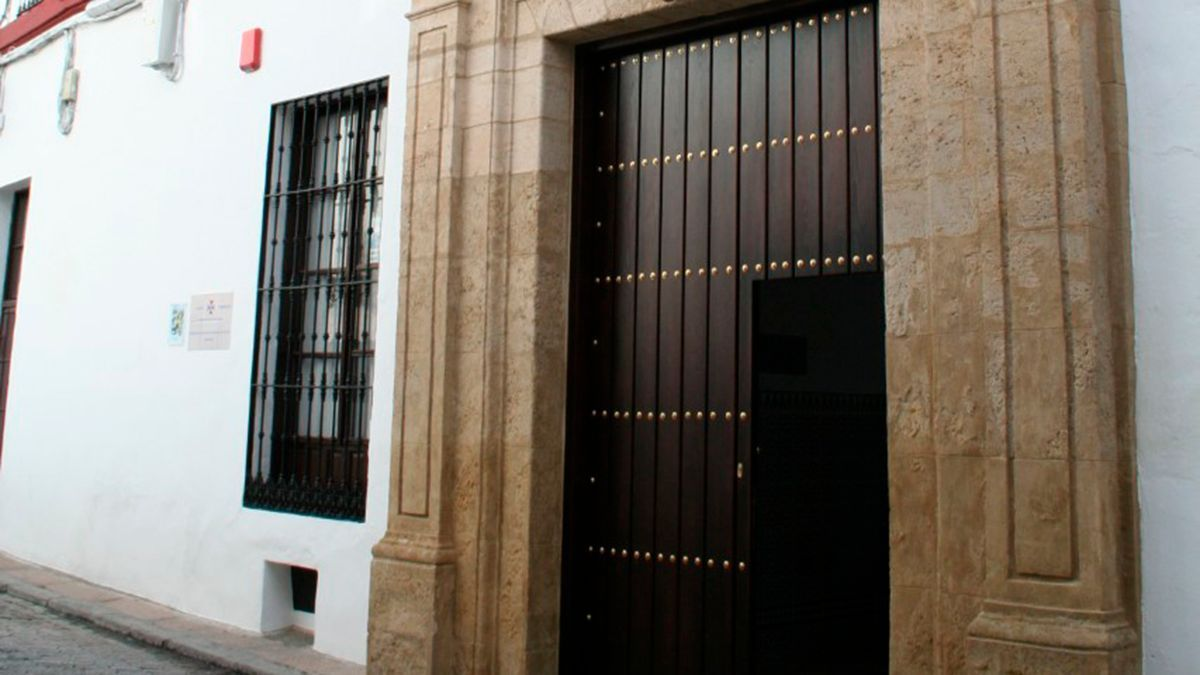 Instalaciones de la parroquia de San Juan y Todos los Santos.