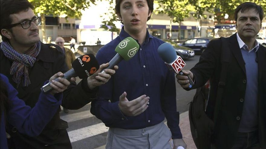 El pequeño Nicolás reitera que colaboró con el CNI y le espiaron ilegalmente