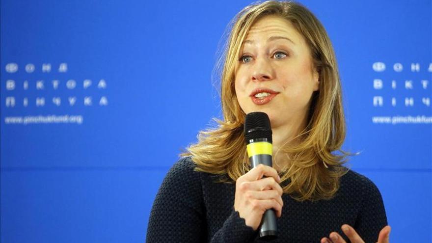 Chelsea Clinton dirigirá un programa sobre religión en la Universidad de Nueva York