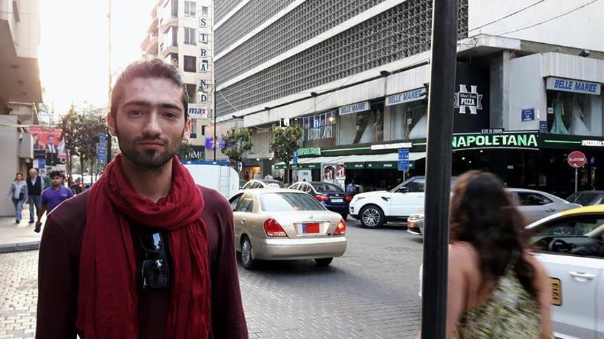 Un futuro para Zain, de refugiado sirio en Beirut a universitario en México