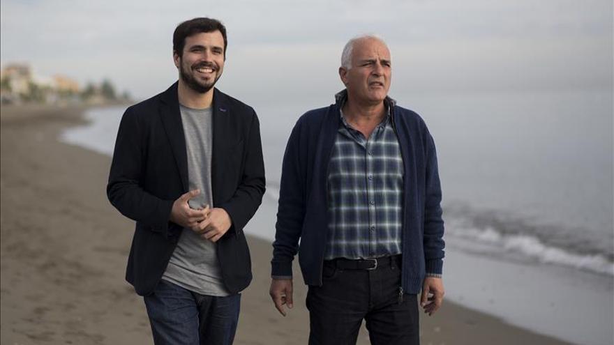 Garzón padre: Si te juntas con Podemos no te voto