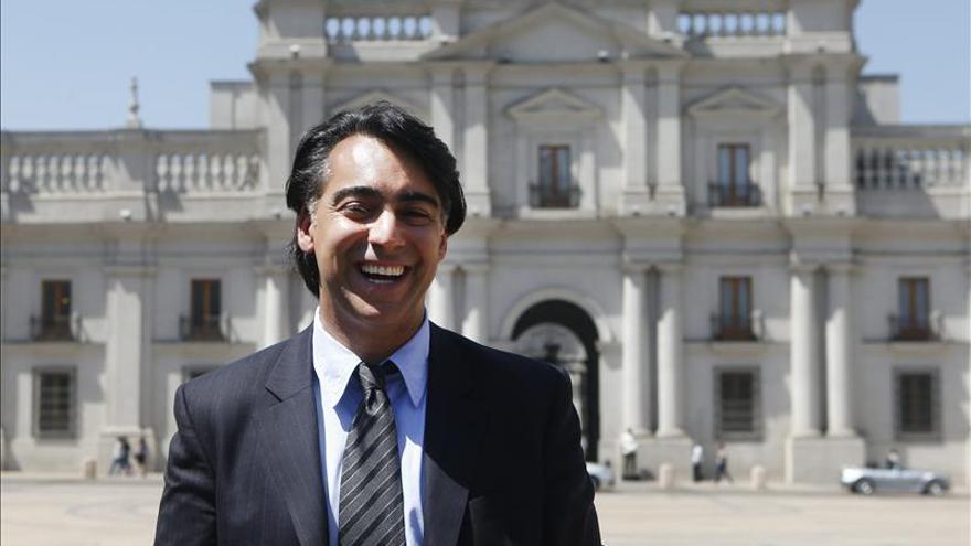Si Bachelet copia mis ideas, ¿por qué no votar al original?, dice Marco Enríquez