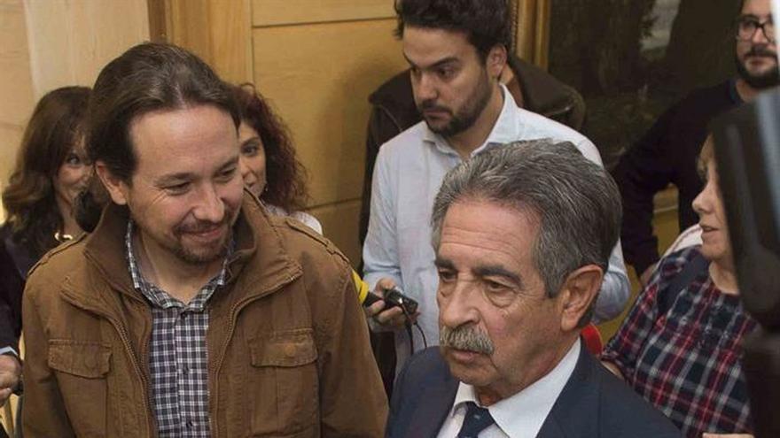 """Iglesias considera """"ilegal"""" e """"ilegítima"""" la declaración de independencia"""