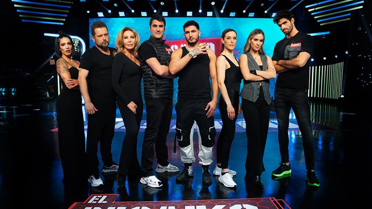 Imagen de los concursantes de 'El Desafío' en su segunda edición