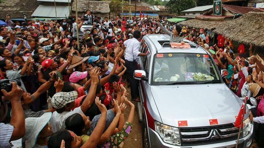 La UE envía una misión de observación electoral a los comicios generales birmanos