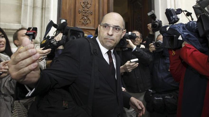 """Silva denuncia que su juicio es """"manifiestamente ilegal"""" y pedirá su nulidad"""