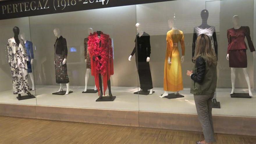 Madrid acogerá en septiembre una exposición sobre el modisto Manuel Pertegaz